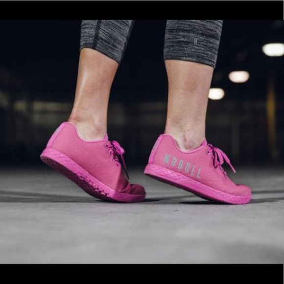 No Bull Trainers Bright Pink